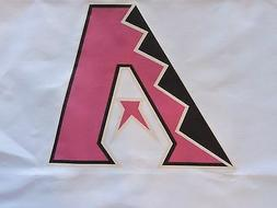1 ARIZONA DIAMONDBACKS MLB BASEBALL SEWING BLOCK QUILTING SQ