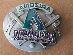 1995 Arizona Diamondbacks 1st edition Siskiyou Pewter Belt B