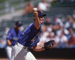 1999 Arizona Diamondbacks RANDY JOHNSON Glossy 8x10 Photo Ba