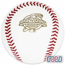 Rawlings 2001 World Series Official Game Baseball Arizona Di