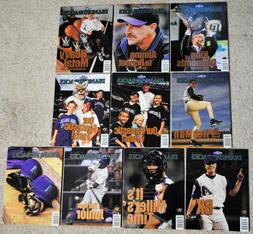 2002 Arizona Diamondbacks Magazine Dbacks MLB Baseball - You