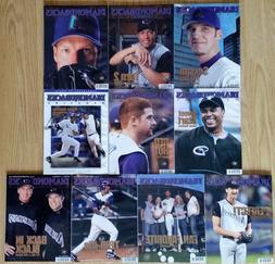 2004 Arizona Diamondbacks Magazine Dbacks MLB Baseball - You