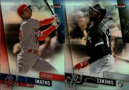 2019 TOPPS FINEST REFRACTOR SINGLES W/ RC - YOU PICK TO COMP