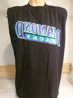 9601-1 MENS MLB Apparel ARIZONA DIAMONDBACKS Jersey Shirt BL
