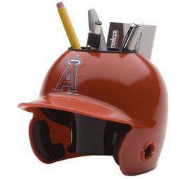 ANAHEIM ANGELS - Mini Batters Helmet Desk Caddy