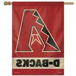 ARIZONA DIAMONDBACKS ~  Official MLB 28x40 Outdoor House Fla