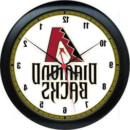 "Arizona Diamondbacks 10"" Wall Clock"