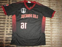 Arizona Diamondbacks #16 Los D-Backs Soccer Football Jersey