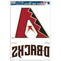 "WinCraft Arizona Diamondbacks 2-Piece 11"" x 17"" Multi-Use De"