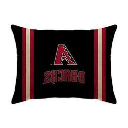 arizona diamondbacks 20 x 26 plush bed