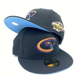 Arizona Diamondbacks 2001 World Series New Era Black Fitted
