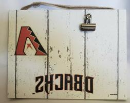 Arizona Diamondbacks 3x6  clipboard picture frame  team logo