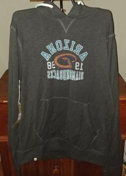 Arizona Diamondbacks 47 Brand Men's Hoodie Sweatshirt NWT Si