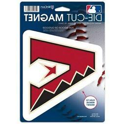 "Arizona Diamondbacks WinCraft 6"" x 9"" Car Magnet"