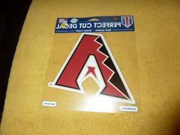 "Arizona Diamondbacks WinCraft 7"" x 7"" Reflective Perfect Cut"