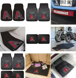 Arizona Diamondbacks Auto & Motorcycle Accessories Car Mats