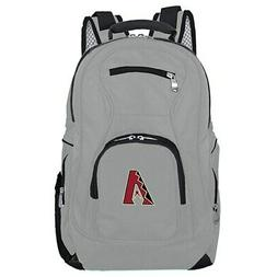 Arizona Diamondbacks Backpack Laptop - Gray