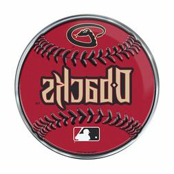 """Arizona Diamondbacks Baseball Emblem MLB 3.25"""" x 3.25"""""""