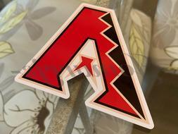 arizona diamondbacks baseball team logo mlb sticker