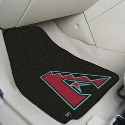 Arizona Diamondbacks Car Floor Mat 2-Piece carpet Set