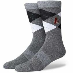 Arizona Diamondbacks Case Crew Socks - Black