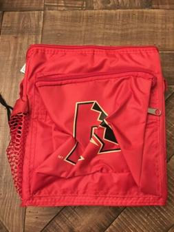 Arizona Diamondbacks Cooler/ Lunchbox Red New With Tags Not