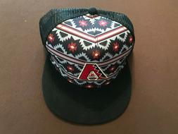 arizona diamondbacks dbacks native american tribal hat