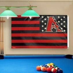 Arizona Diamondbacks WinCraft Deluxe Stars & Stripes 3' x 5'