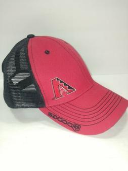 arizona diamondbacks dodge baseball hat new open