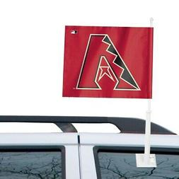 WinCraft Arizona Diamondbacks Double-Sided Car Flag - Sedona