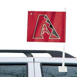 WinCraft Arizona Diamondbacks Double-Sided Car Flag - Sedona