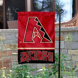 WinCraft Arizona Diamondbacks Double Sided Garden Flag