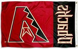Arizona Diamondbacks flag New Banner Indoor Outdoor 3x5 ft U