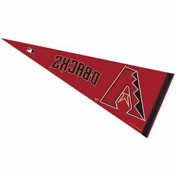 "Arizona Diamondbacks Full Size 12"" X 30"" MLB Pennant"