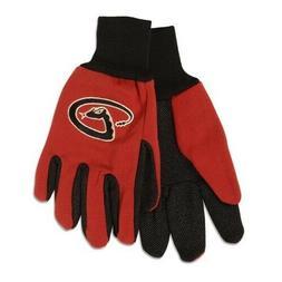 arizona diamondbacks gloves non slip work utility
