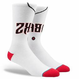 Arizona Diamondbacks Stance Home Jersey Crew Socks
