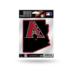 Arizona Diamondbacks Home State Sticker Die Cut Decal Emblem