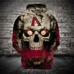 Arizona DIAMONDBACKS Hoodies Hooded Sweatshirts Pullover Bas
