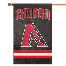 Arizona Diamondbacks House Banner Flag PREMIUM Outdoor DOUBL