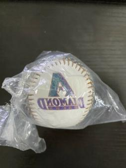 arizona diamondbacks innaugural season memo collectible mlb
