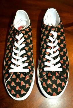 Arizona Diamondbacks Lace-Up Shoes, Men's Size 9, Women's Si