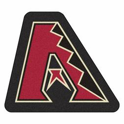 Arizona Diamondbacks Mascot Area Rug Floor Mat