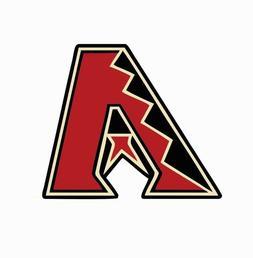 Arizona Diamondbacks MLB Baseball Full Color Sports Decal St