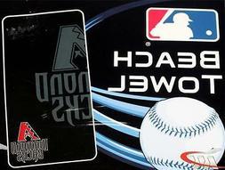 ARIZONA DIAMONDBACKS MLB Baseball Team Sport Black Cotton BE