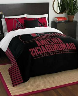Arizona Diamondbacks MLB Baseball Twin Size Bed Comforter Pi