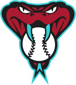 Arizona Diamondbacks MLB Color Die-Cut Decal / Sticker *Free
