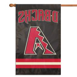 "Arizona Diamondbacks MLB Embroidered Vertical Premium 44"" x"