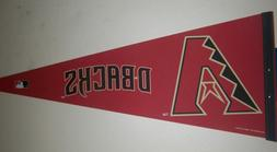 Arizona Diamondbacks MLB Felt Pennant Brand New Full Size 12