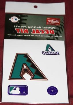ARIZONA DIAMONDBACKS RAWLINGS MLB HELMET DECAL KIT   -C-