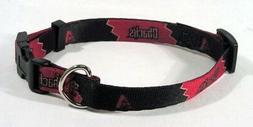 Arizona Diamondbacks MLB Licensed XS Dog/Cat Pet Collar NEW